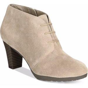 NEW Giani Bernini Women Orlaa Bootie Boots Cement